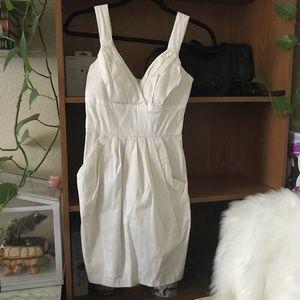 Sz 3/4 white dress